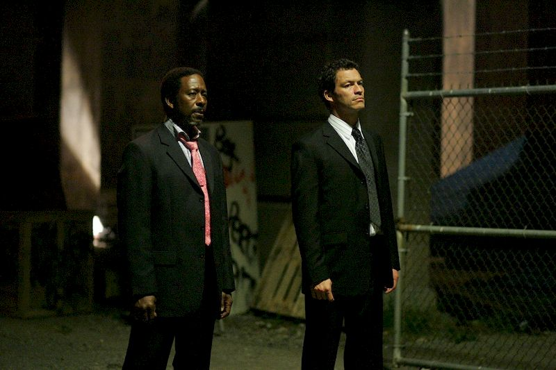 The Wire, visuels © HBO