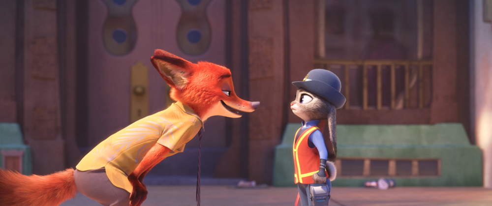 Zootopie, image du film