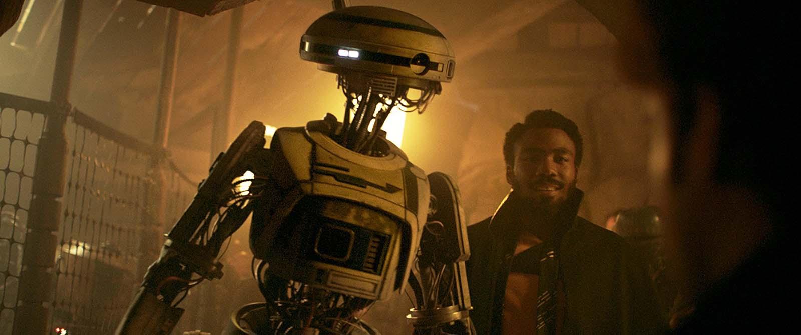 Solo, un Star Wars Story, image du film © Disney
