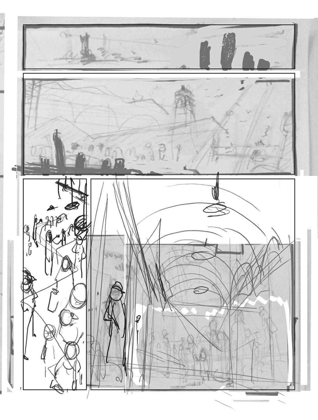 Giant, Work in Progress [1/4] © Mikaël