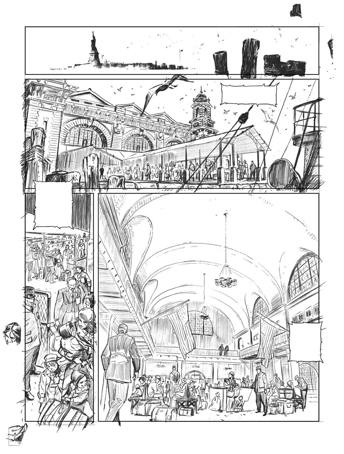 Giant, Work in Progress [2/4] © Mikaël