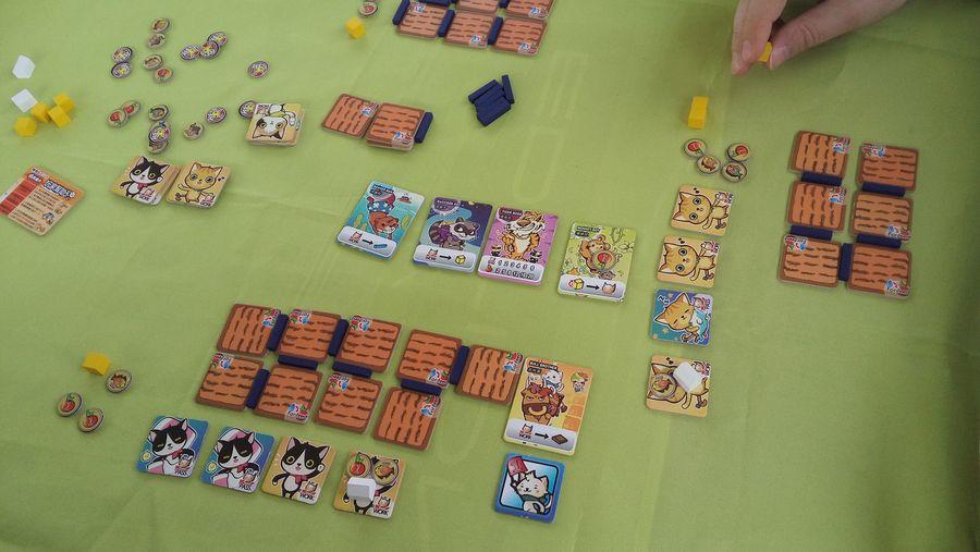 Juggle Rumble dans sa version taïwanaise... le jeu sera relooké et le matériel modifié