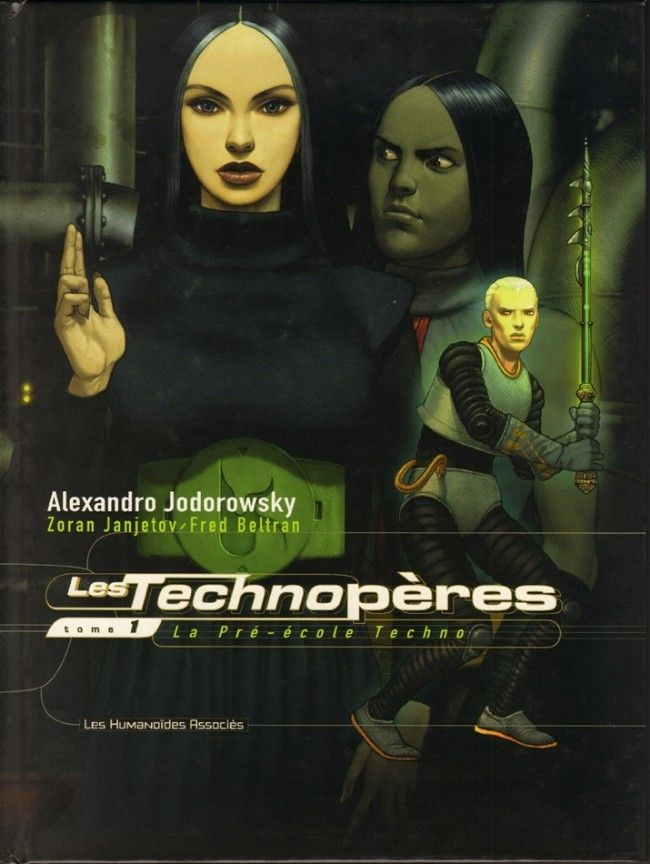 30 ans d'édition, par Sébastien Gnaedig, Chapitre 20 : Alexandro Jodorowsky