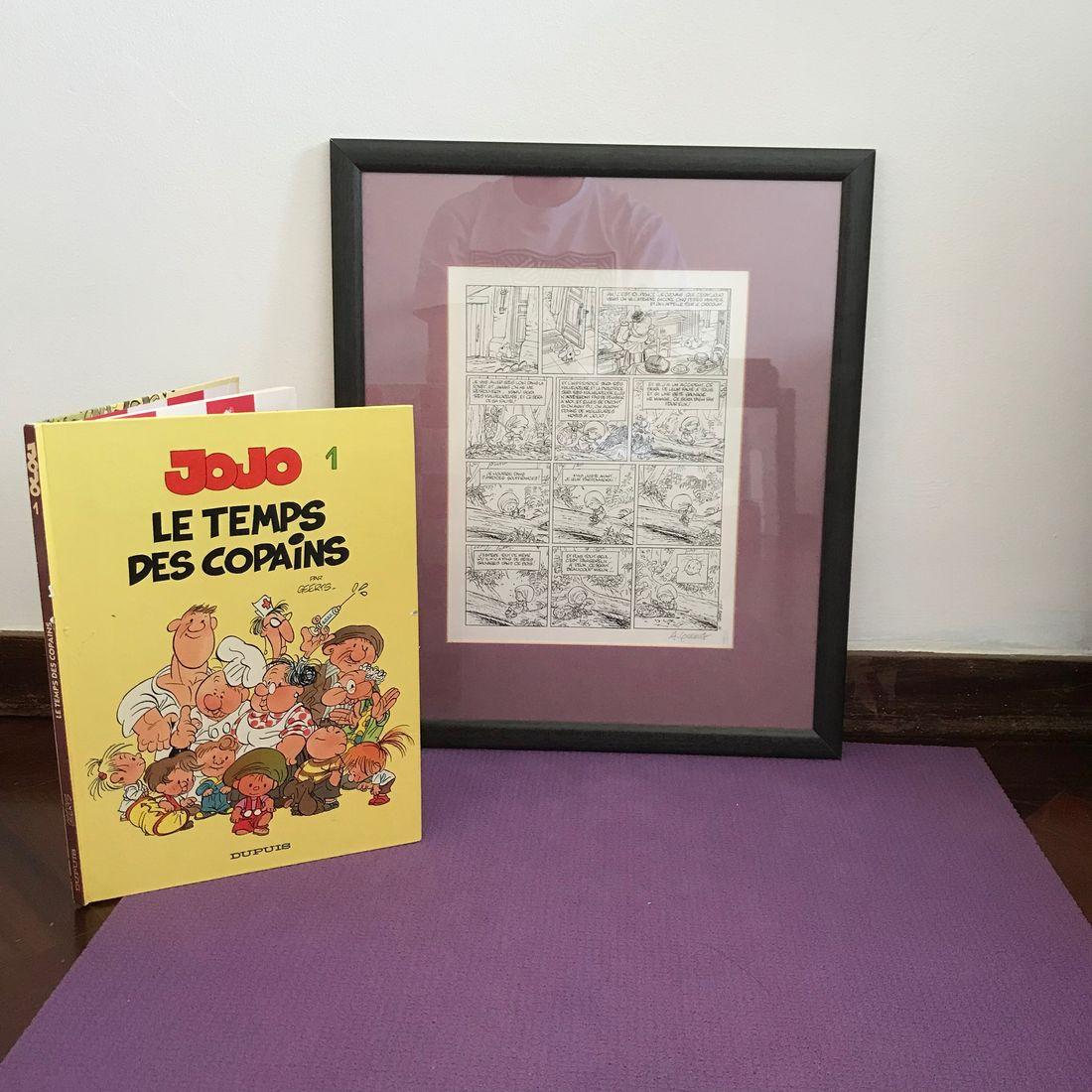 30 ans d'édition, par Sébastien Gnaedig, Chapitre 23 : Retour à Marcinelle. Jojo