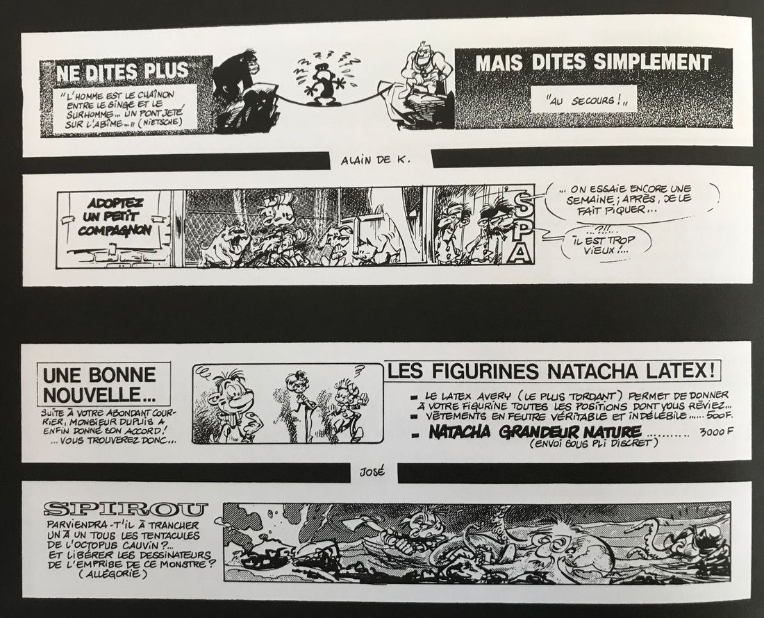 30 ans d'édition, par Sébastien Gnaedig, Chapitre 23 : Retour à Marcinelle