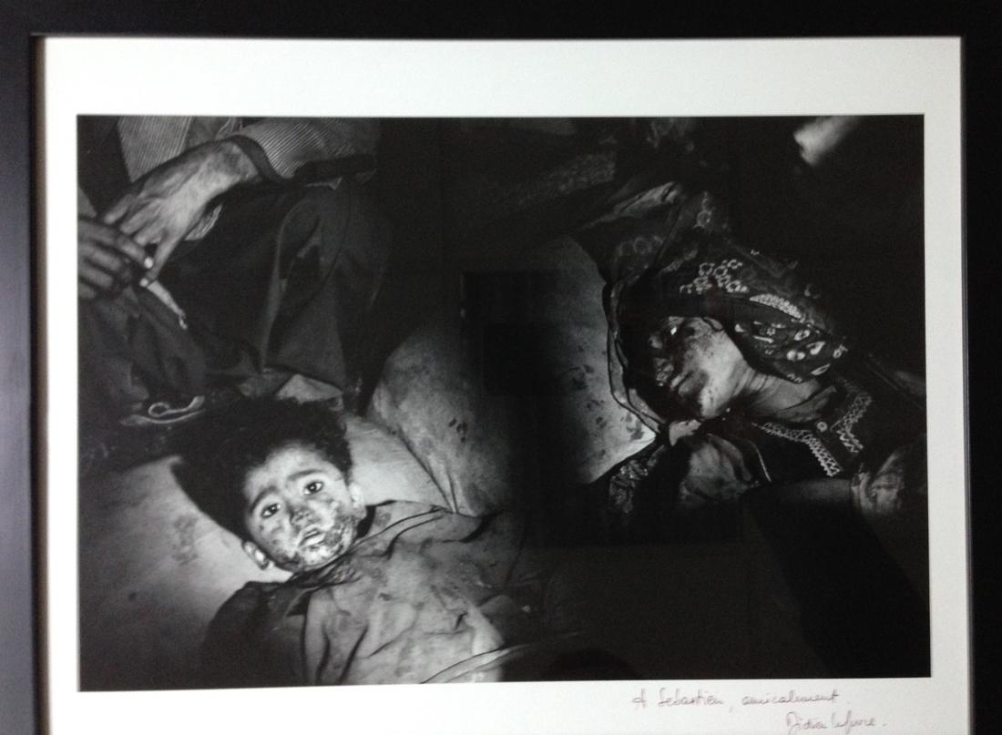 30 ans d'édition, par Sébastien Gnaedig, Chapitre 27: Le Photographe