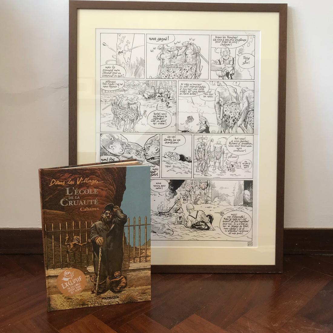 30 ans d'édition, par Sébastien Gnaedig, Chapitre 30 : un petit Expresso?