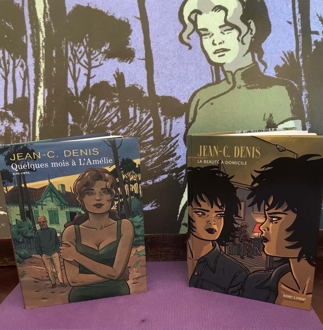30 ans d'édition, par Sébastien Gnaedig, Chapitre 30 : Jean-Claude Denis