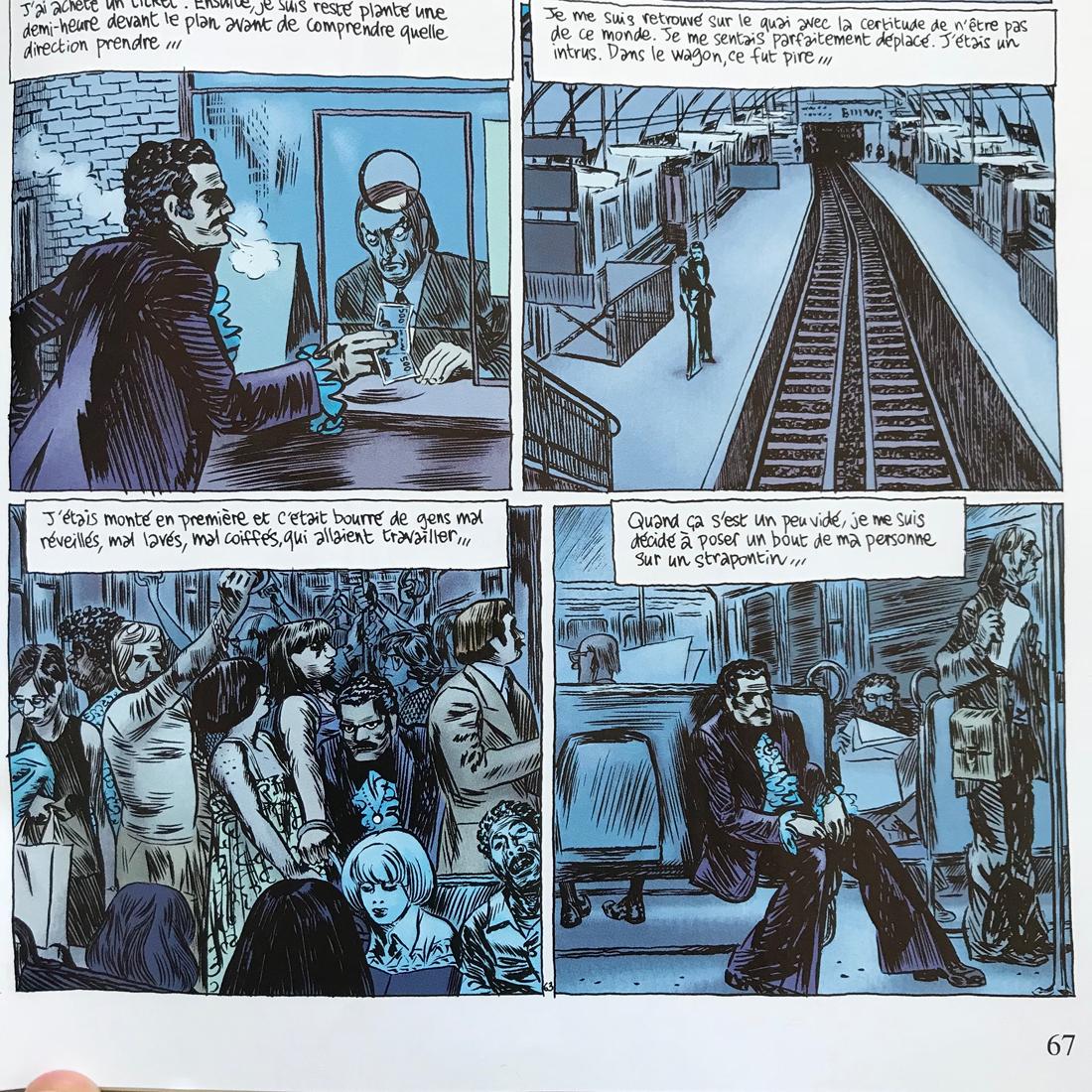 30 ans d'édition, par Sébastien Gnaedig, Chapitre 32 : Blutch