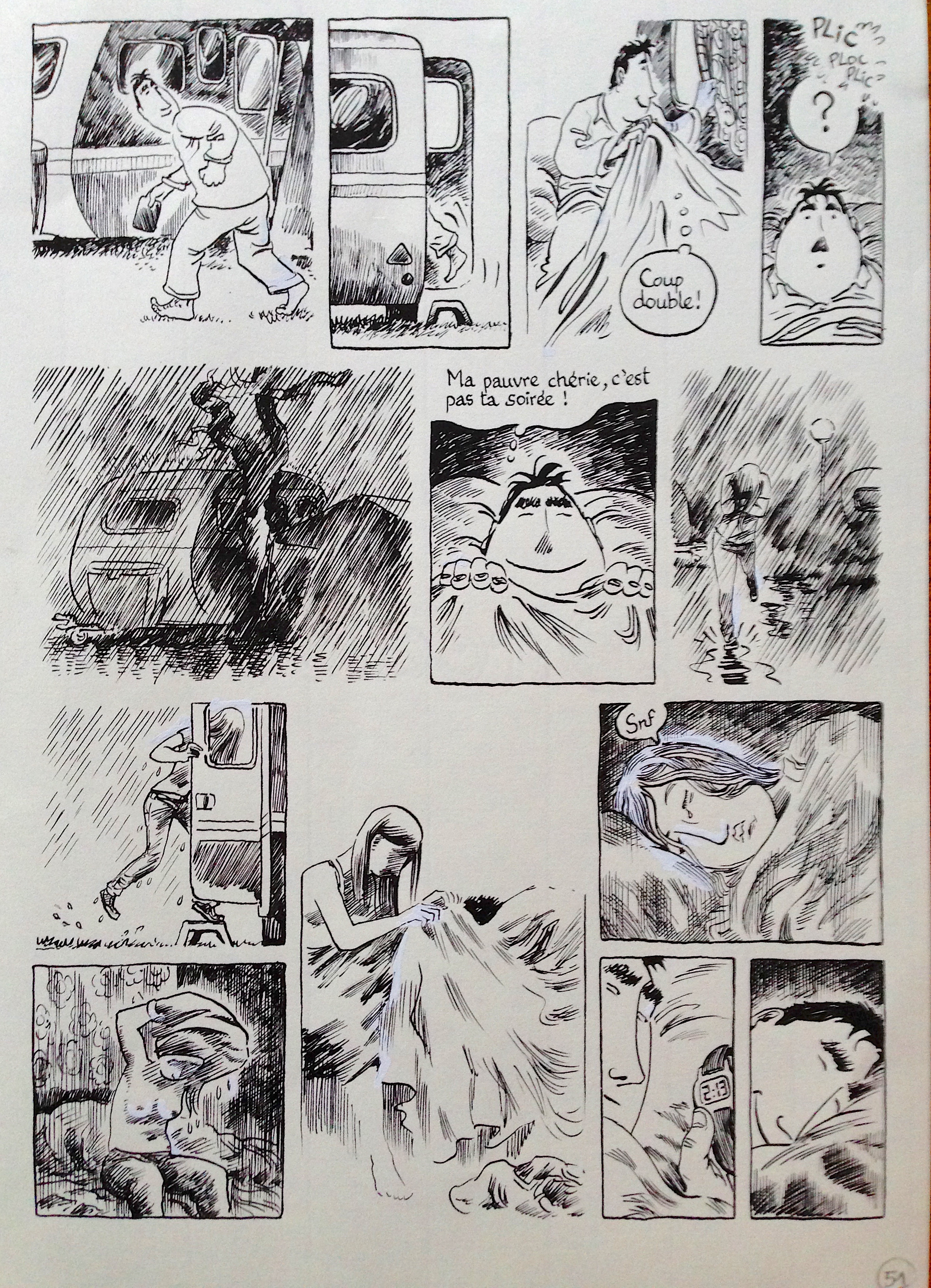 30 ans d'édition, par Sébastien Gnaedig, Chapitre 37: Pascal Rabaté. Hureau, Crève