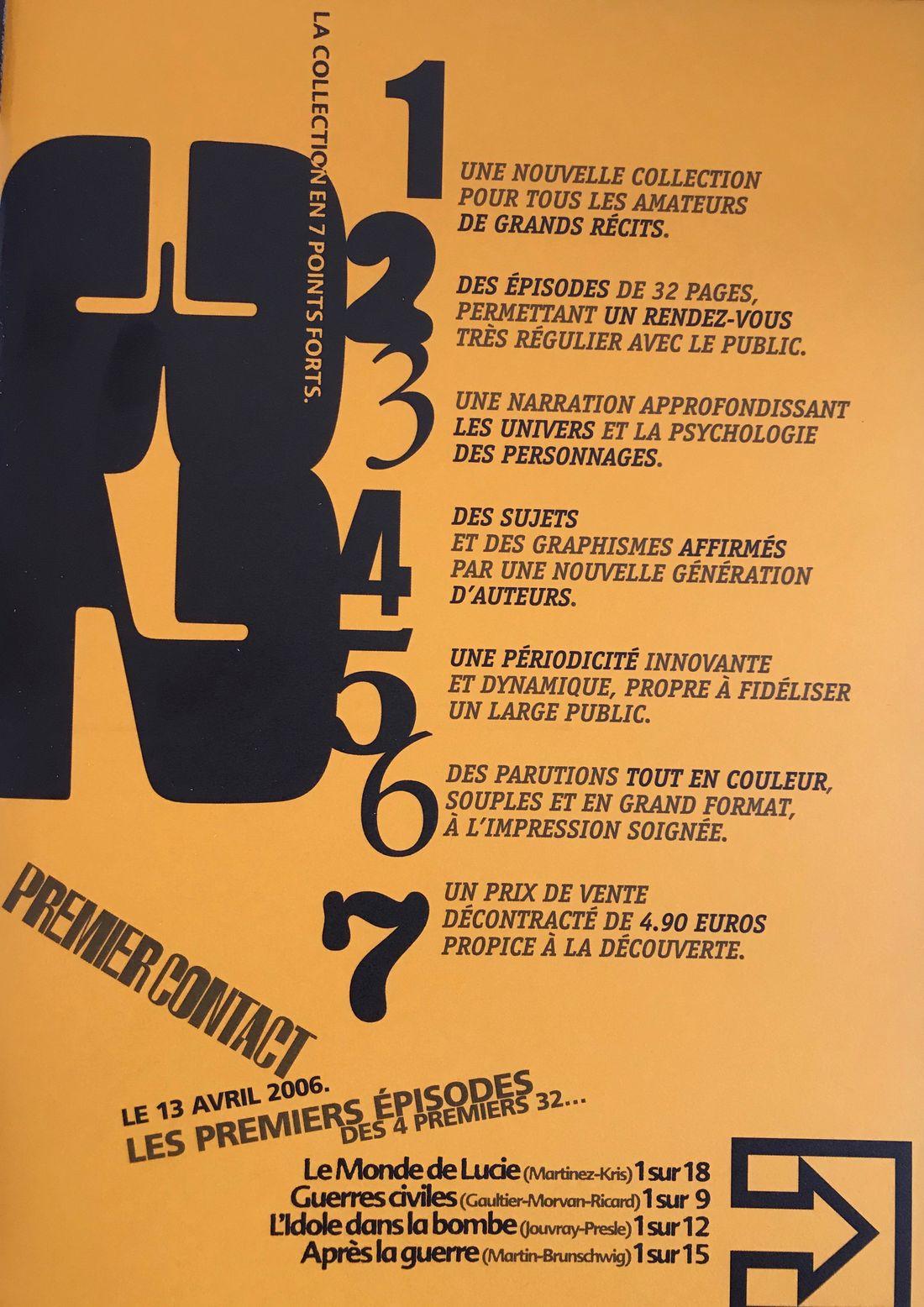 30 ans d'édition, par Sébastien Gnaedig, Chapitre 38 : la Collection 32