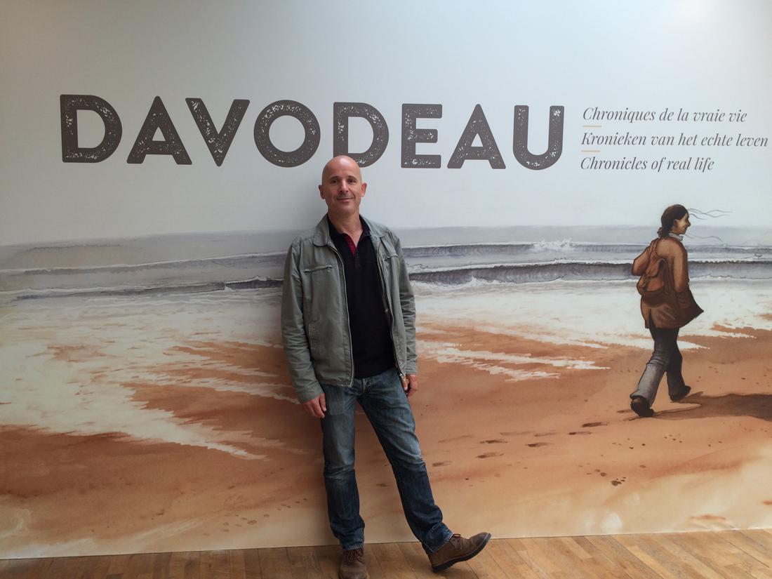 30 ans d'édition, par Sébastien Gnaedig, Chapitre 40: Etienne Davodeau