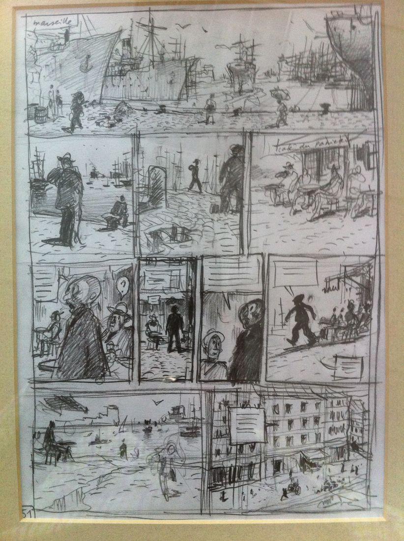 30 ans d'édition, par Sébastien Gnaedig, Chapitre 46: Benjamin Flao. Ligne de Fuite