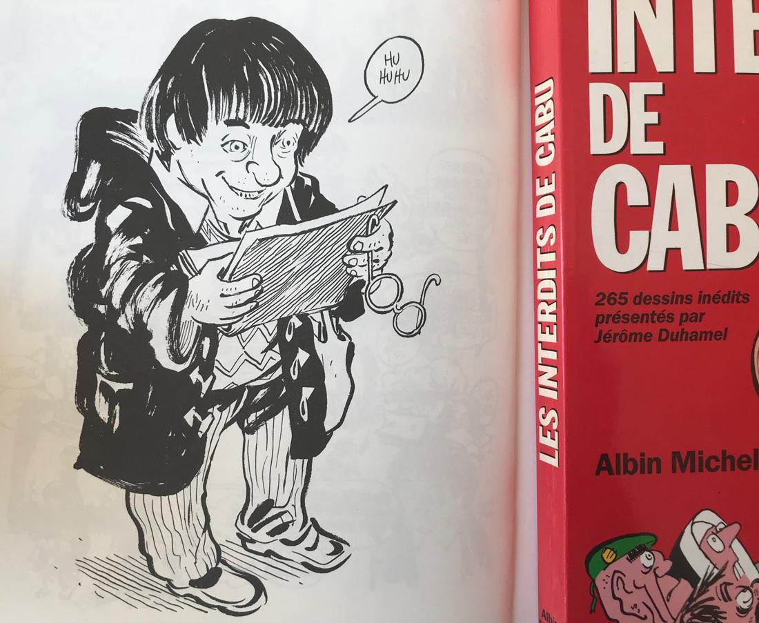 30 ans d'édition, par Sébastien Gnaedig. Chapitre 47 bis : Cabu