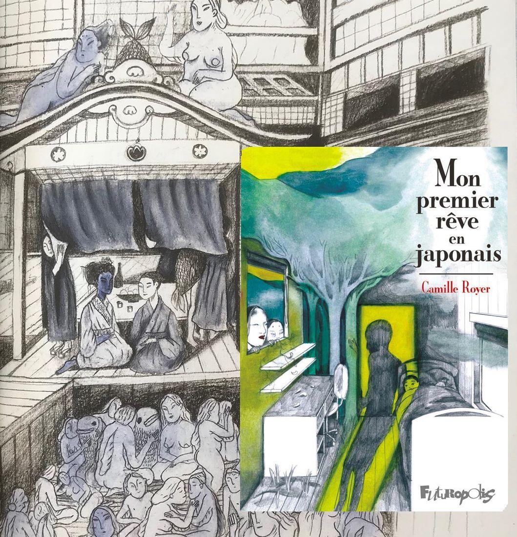 30 ans d'édition, par Sébastien Gnaedig, Chapitre 50: la BD au féminin. Royer