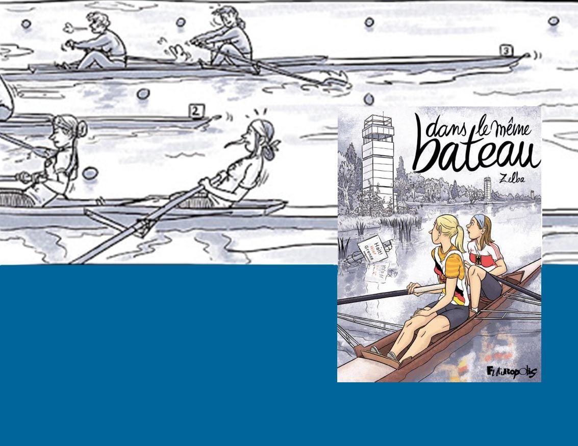 30 ans d'édition, par Sébastien Gnaedig, Chapitre 50: la BD au féminin. Zelba
