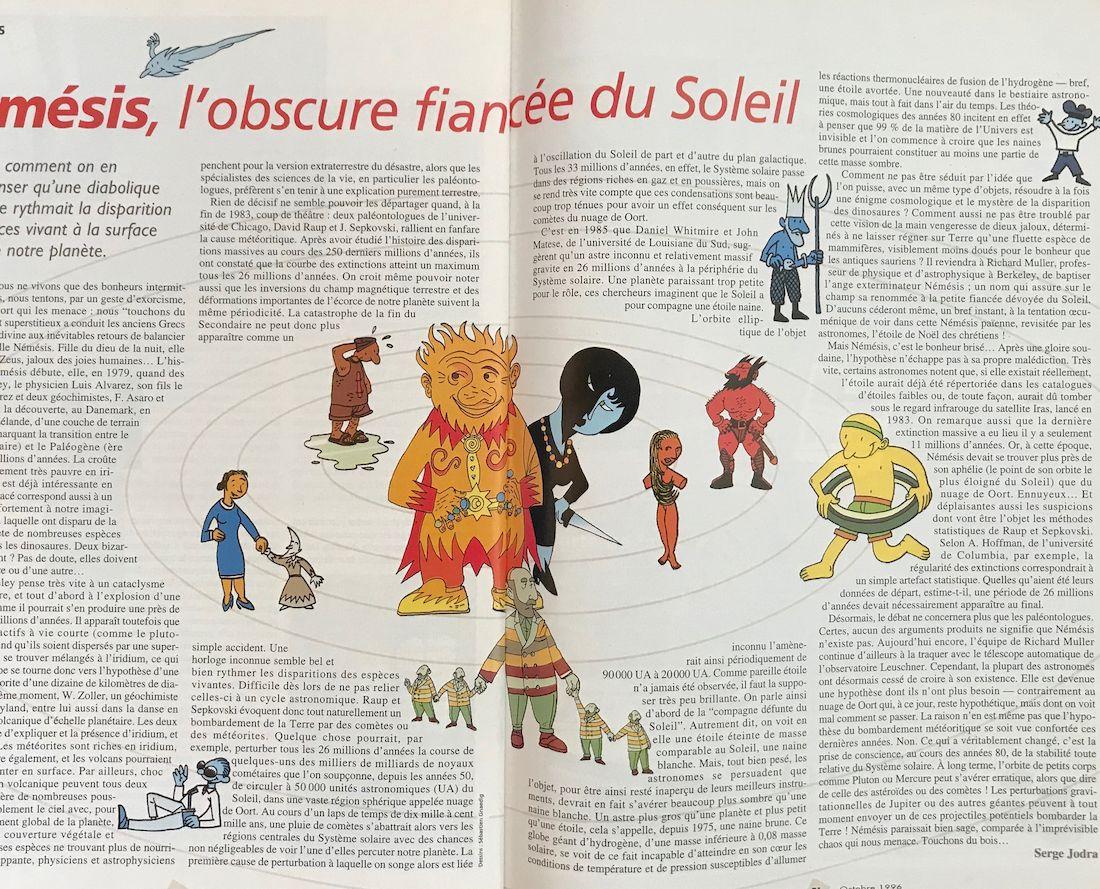 30 ans d'édition, par Sébastien Gnaedig, Chapitre 13 : Premières Publications