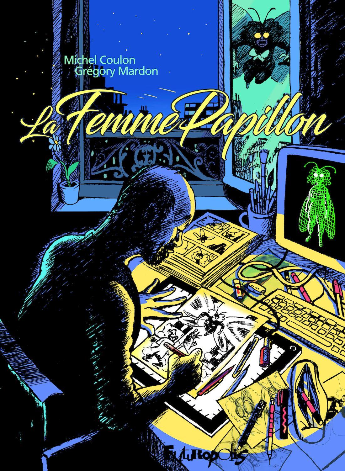 30 ans d'édition, par Sébastien Gnaedig, Chapitre 17 : Tohu Bohu. La Femme Papillon