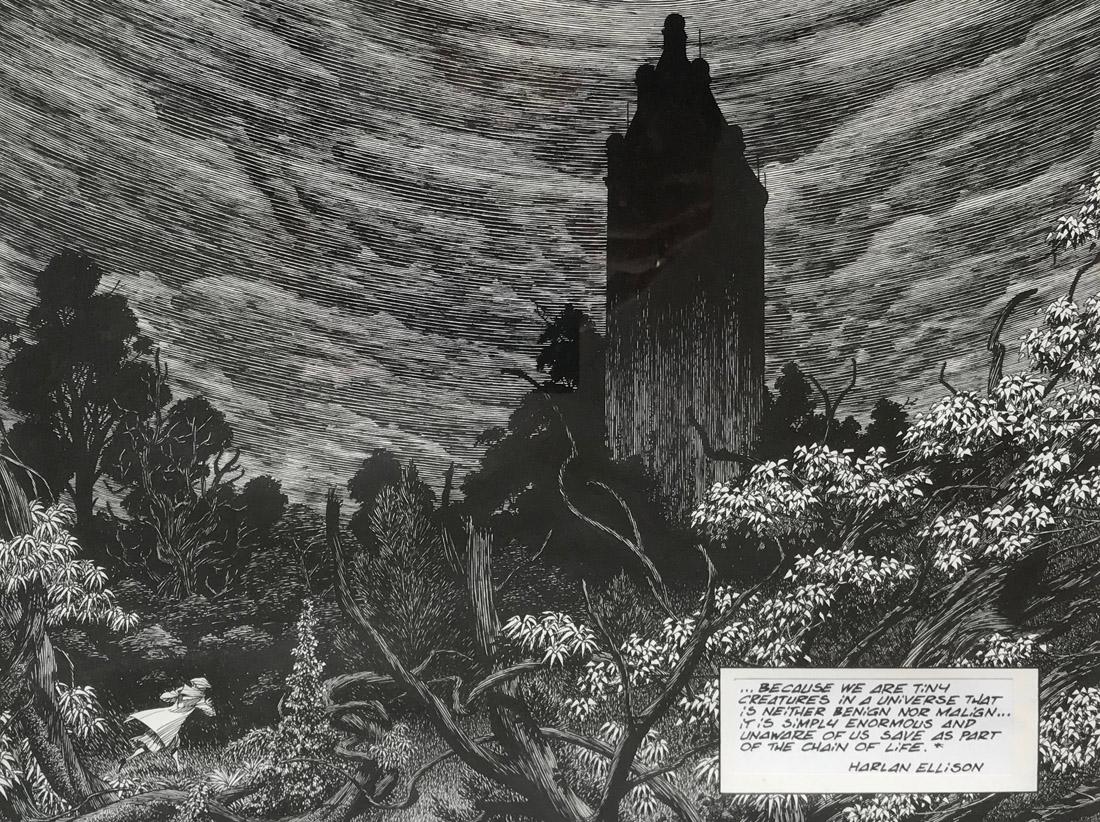 30 ans d'édition, par Sébastien Gnaedig, Chapitre 9 : Andreas