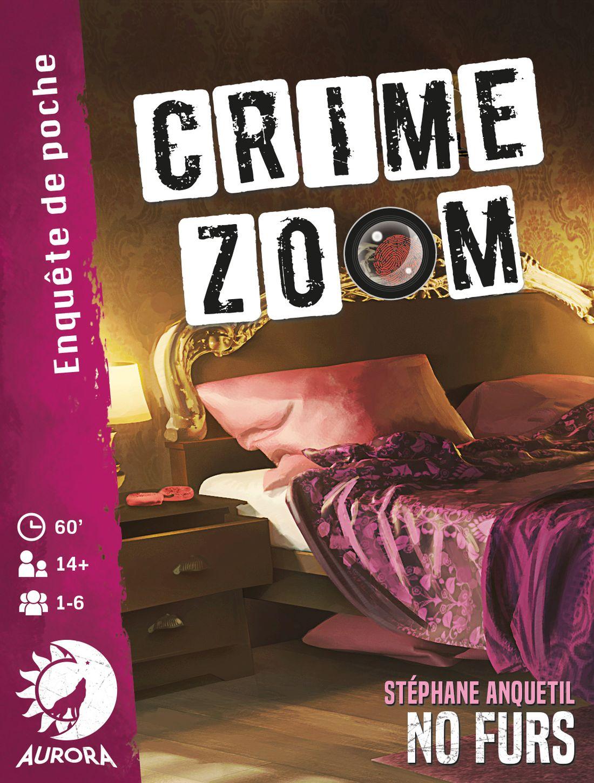 Crime Zoom,  une enquête à venir... © Aurora