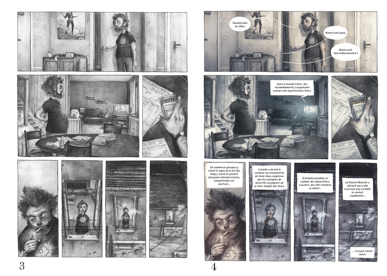 Après le Monde, Timothée Leman. Work in Progress [2/2]