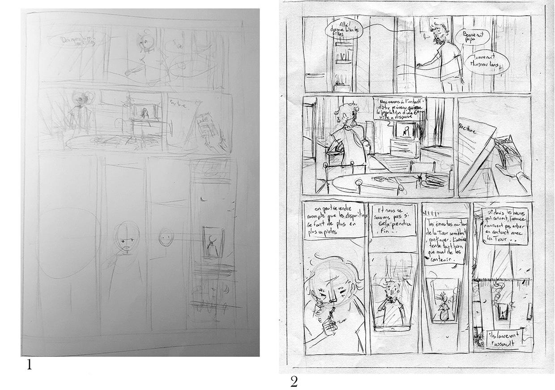 Après le Monde, Timothée Leman. Work in Progress [1/2]